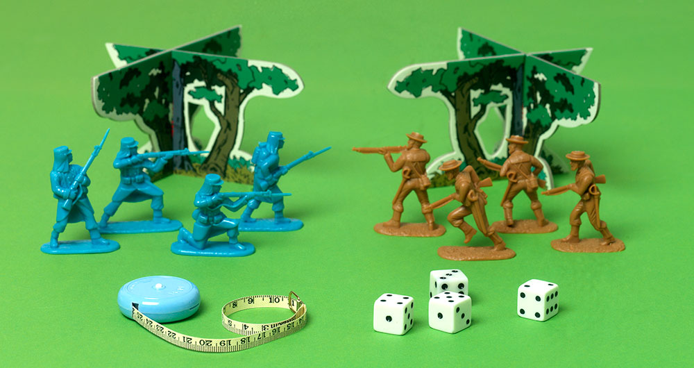 Our New Ranges of 54mm Toy Soldiers...
